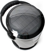 Altavoz solar e inalámbrico para tu MP3