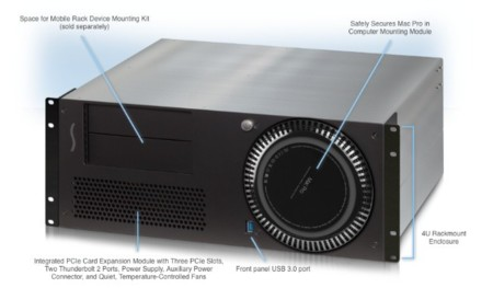 xMac Pro Server, coloca tu nuevo Mac Pro en un rack y amplia opciones