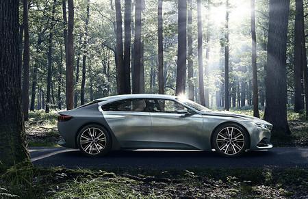 Peugeot Exalt Concept 2014 - París