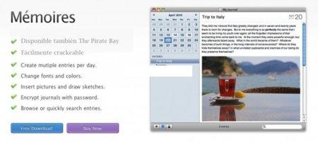 Querida Pirate Bay: Por favor no eliminen el torrent de mi programa y mejoren el crack que lo acompaña