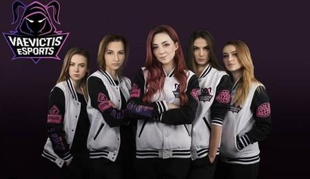 El equipo femenino de LoL de Vaevictis es, lamentablemente, una estrategia de marketing