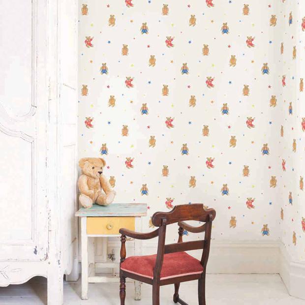 No solo azul y rosa para las habitaciones de los peques - Leroy merlin habitaciones ...