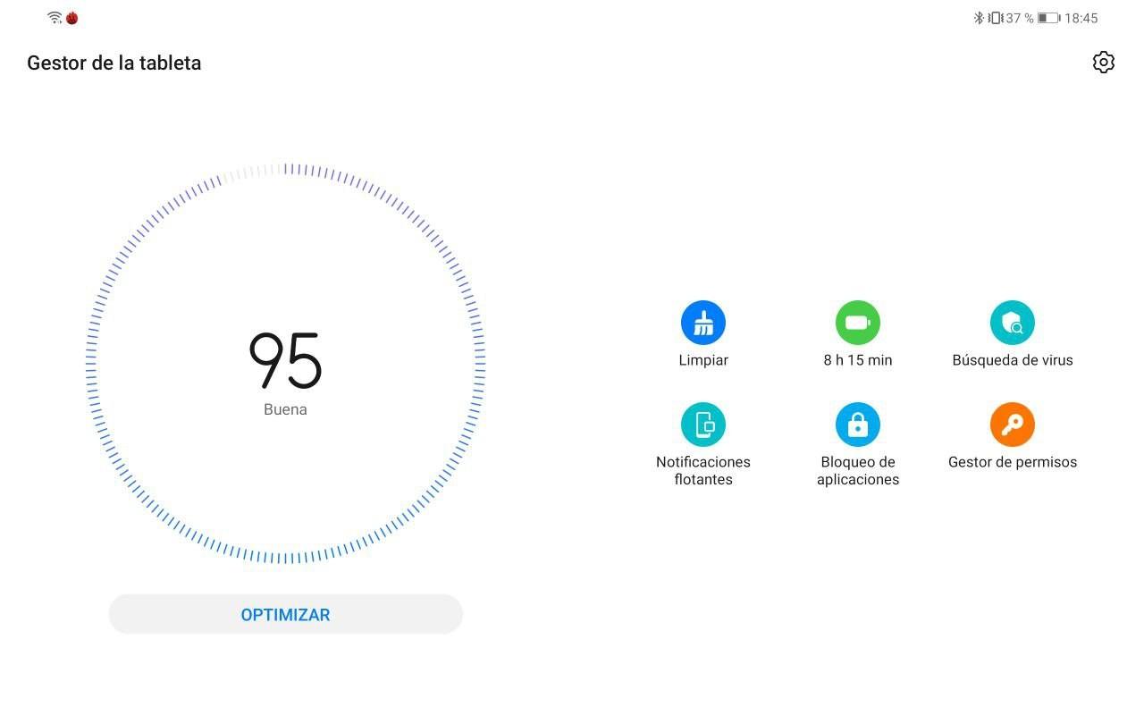 Foto de Huawei MatePad Pro: software (EMUI 10) (8/10)