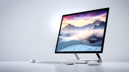Nuevo Surface Studio: todo el atractivo e innovación de Surface en formato todo en uno