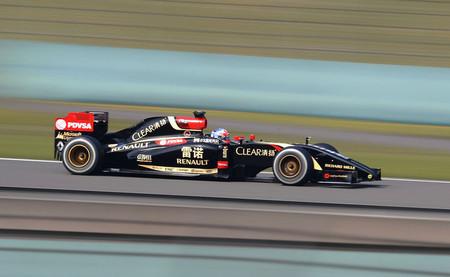 Nuevas piezas y esperanzas para Lotus en Barcelona