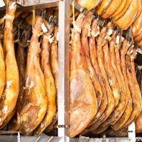 Sanidad retira cientos de toneladas de jamón serrano que se vendía en los supermercados en estado de putrefacción