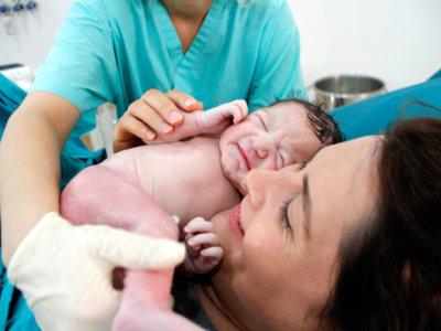 Descubriendo un nuevo mundo. ¿Qué cambios experimenta el recién nacido?