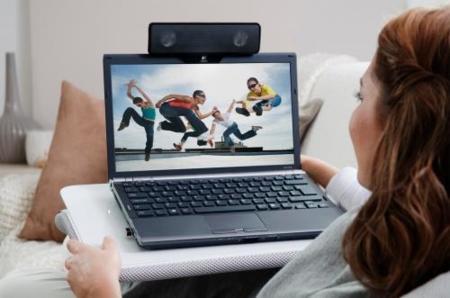Logitech quiere ponerle altavoces nuevos a tu portátil