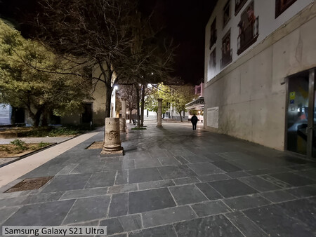 Samsung Galaxy S21 Ultra Ga Noche