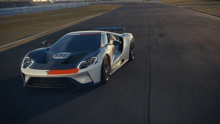 Ford Gt 2020 Heritage Edition 001