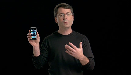Más y más detalles sobre el iPhone que NO sabíamos
