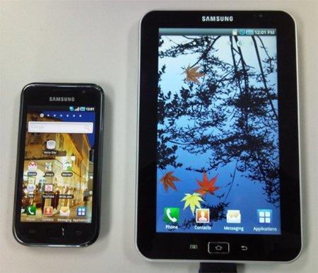 Samsung Galaxy Tab, más detalles sobre la tablet Android