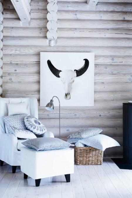 Cabana Nordica Detalle