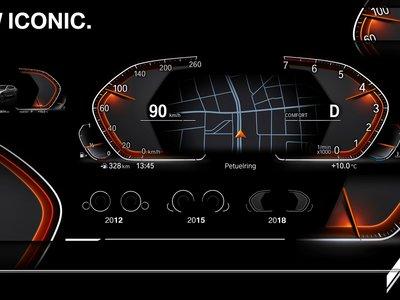 BMW revolucionará sus cuadros de mandos con el SO 7.0, y el primer coche en equiparlo será el X5