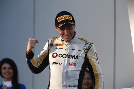 Jolyon Palmer está seguro de que llegará a la F1 en 2015