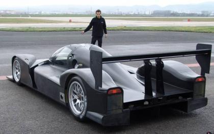 Epsilon Euskadi se prepara para Le Mans