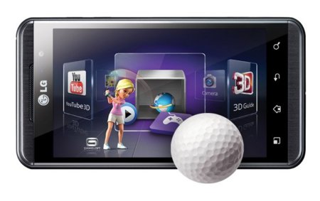 LG lanza la actualización a Android 2.3 Gingerbread para el LG Optimus 3D