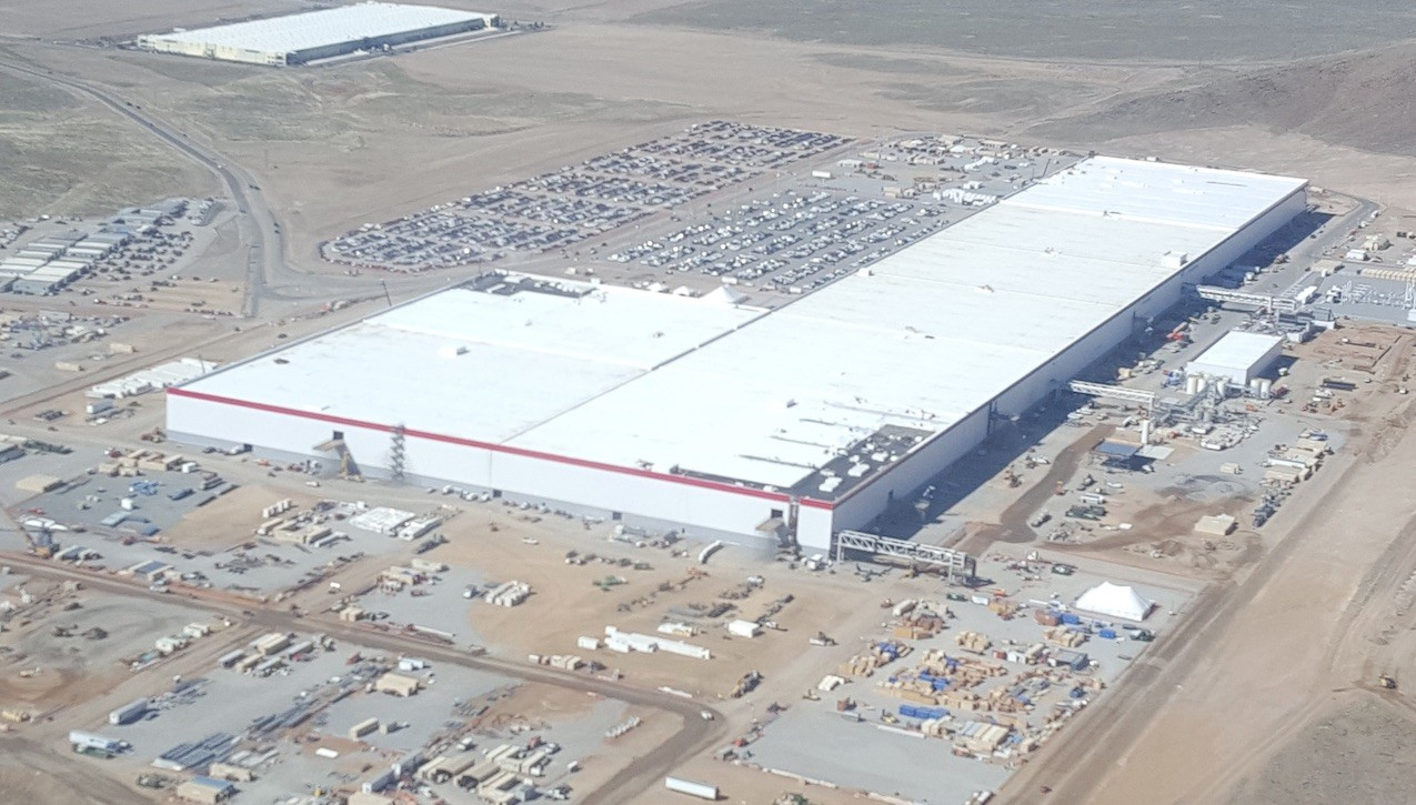 Foto de Tesla Gigafactory 1 (9/10)