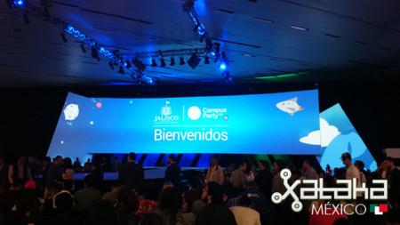 Campus Party 2015, así dió inicio el evento de tecnología más grande de México