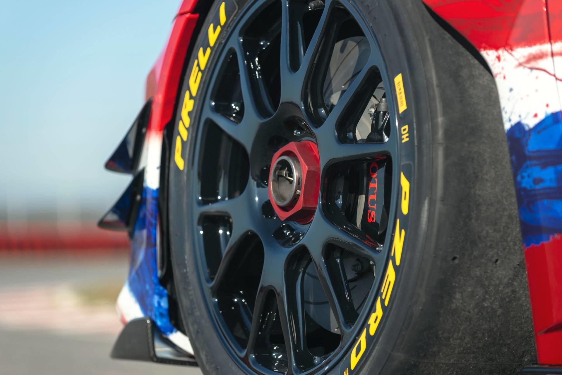 Foto de Lotus Evora GT4 Concept (11/27)