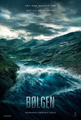 Cartel de 'The Wave'