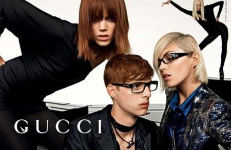 Gucci, campaña Otoño-Invierno 2009/2010 II
