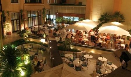 La terraza del Intercontinental Madrid