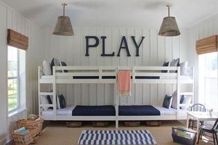 Habitaciones infantiles y juveniles, un mundo de sueños y aventuras