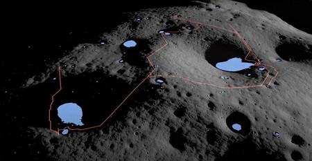 Viper Nasa Luna 3