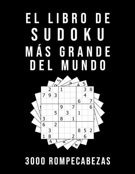 El libros de sudoku más grande del mundo