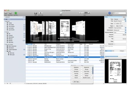 Paperless, administrando tus documentos de forma sencilla