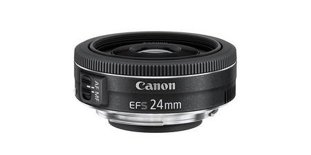 Canon Pancake Ef S 24mm