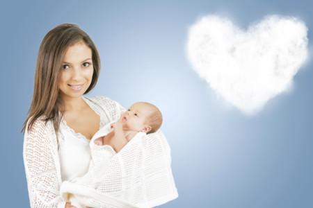 Felicidad por tener un bebé