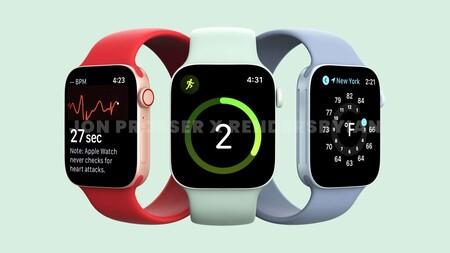 Últimos rumores del Apple Watch Series 7: pantalla un 16% más grande, esferas exclusivas y dudas sobre la compatibilidad con correas