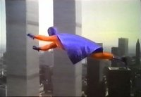'Supersonic Man', delirante