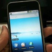 Instalan Android en un iPhone de primera generación