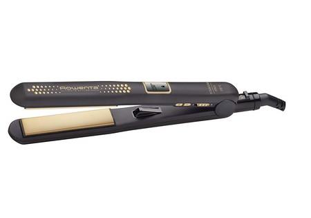 Oferta flash en la plancha de pelo Rowenta Ultimate Styler Gold SF6021E0: hasta medianoche su precio es de 56,07 euros