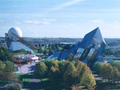 Futuroscope celebrará su 30 aniversario con una nueva atracción basada en los viajes de Julio Verne