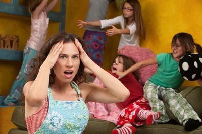 Diez impresionantes trucos de padres