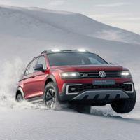 Volkswagen Tiguan GTE Active Concept, el lado Off-Road de los híbridos de Volkswagen
