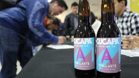 Cerveza Cucapá en colaboración con el Festival Ambulante.