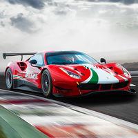 El Ferrari 488 GT3 EVO es la nueva bestia de competición de Maranello, con mejoras aerodinámicas y más ligero