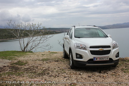 Chevrolet Trax 2013, gasolina turbo