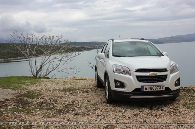 Chevrolet Trax 2013, gasolina turbo