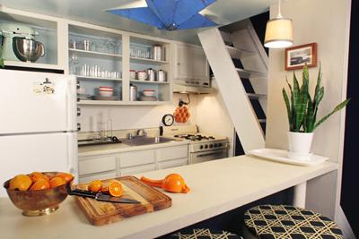 cocina pequeña apartment therapy