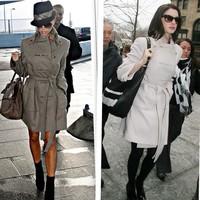 Cuestión de Estilo: Victoria Beckham Vs Anne Hathaway
