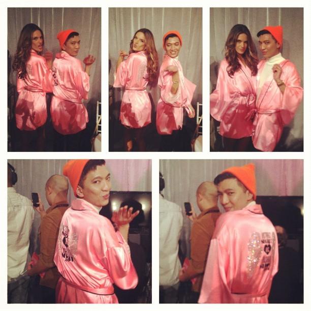 Foto de El backstage de las modelos de Victoria's Secret (11/14)