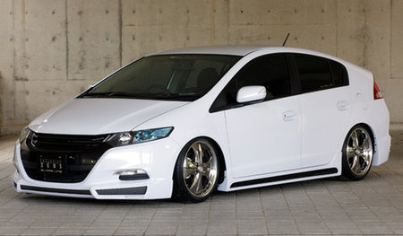 Honda Insight por Exclusive Zeus