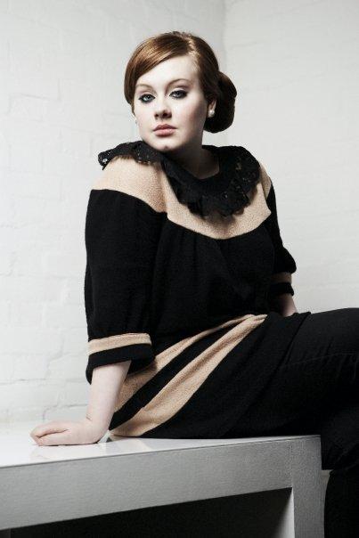 Adele, cari, no vuelvas a decir te echas a la vida contemplativa