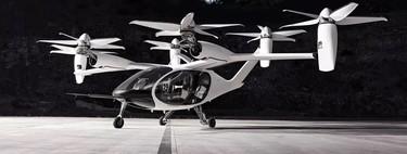 Toyota ha invertido 350 millones de euros en una empresa que promete taxis voladores eléctricos con 240 km de autonomía